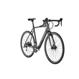 ORBEA Gain D40 E-bike Racer sort